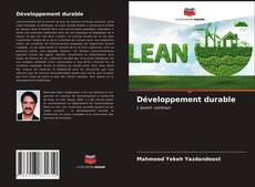 Обложка Développement durable