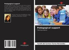 Bookcover of Pedagogical support