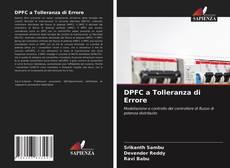 DPFC a Tolleranza di Errore kitap kapağı