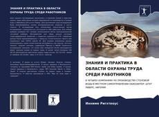 Portada del libro de ЗНАНИЯ И ПРАКТИКА В ОБЛАСТИ ОХРАНЫ ТРУДА СРЕДИ РАБОТНИКОВ