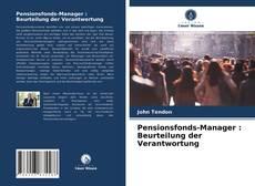 Bookcover of Pensionsfonds-Manager : Beurteilung der Verantwortung