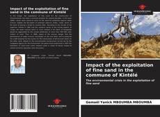 Borítókép a  Impact of the exploitation of fine sand in the commune of Kintélé - hoz