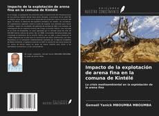 Couverture de Impacto de la explotación de arena fina en la comuna de Kintélé