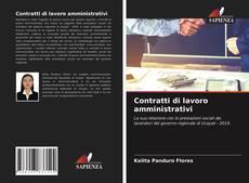 Bookcover of Contratti di lavoro amministrativi
