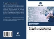 Buchcover von Innovationsmanagement Und Geschäftsaktivitäten