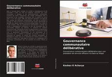 Portada del libro de Gouvernance communautaire délibérative
