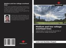 Medium and low voltage overhead lines kitap kapağı