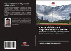 Capa do livro de Lignes aériennes à moyenne et basse tension