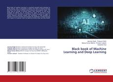 Black book of Machine Learning and Deep Learning kitap kapağı