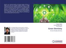 Bookcover of Green Dentistry
