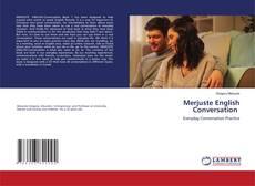Bookcover of Merjuste English Conversation