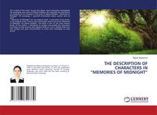 "Bookcover of THE DESCRIPTION OF CHARACTERS IN ""MEMORIES OF MIDNIGHT"""