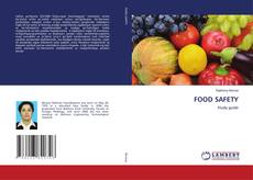 Bookcover of FOOD SAFETY