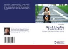 Capa do livro de NVivo R 1: Handling Qualitative Data II