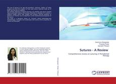 Bookcover of Sutures - A Review