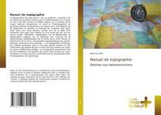 Bookcover of Manuel de topographie