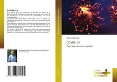 Capa do livro de COVID-19