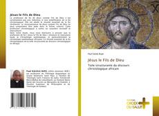 Bookcover of Jésus le Fils de Dieu