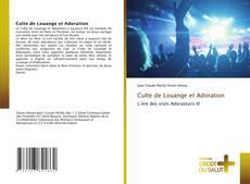 Portada del libro de Culte de Louange et Adoration