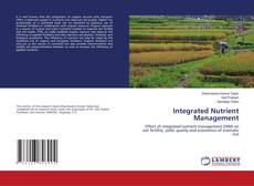 Bookcover of Integrated Nutrient Management