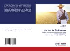 Bookcover of INM and Zn fertilization