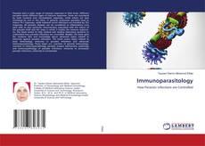 Bookcover of Immunoparasitology