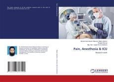 Copertina di Pain, Anesthesia & ICU