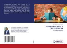 Bookcover of HUMAN GROWTH & DEVELOPMENT