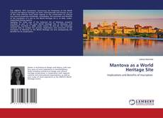 Bookcover of Mantova as a World Heritage Site