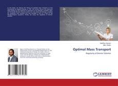 Copertina di Optimal Mass Transport