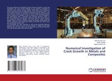 Bookcover of Numerical Investigation of Crack Growth in Metals and Composites