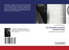 Обложка Lev Sivukhin and the concert choir