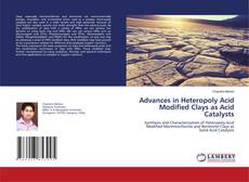 Bookcover of Advances in Heteropoly Acid Modified Clays as Acid Catalysts