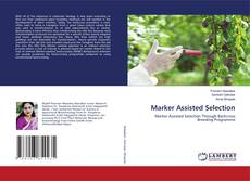Bookcover of Marker Assisted Selection