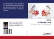 ORGAN DONATION的封面