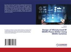 Обложка Design of Miniaturized RF MEMS Phase Shifter Using MEMS Switches