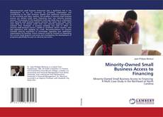 Bookcover of Minority-Owned Small Business Access to Financing
