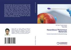 Bookcover of Hazardous/ Poisonous Materials