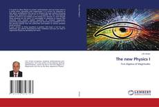 Bookcover of The new Physics I