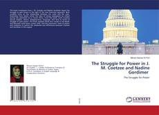 Bookcover of The Struggle for Power in J. M. Coetzee and Nadine Gordimer