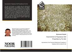 Copertina di Improvement of Gypseous Soil Properties by Fly Ash