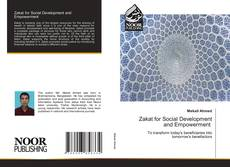 Bookcover of Zakat for Social Development and Empowerment
