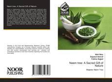 Neem tree: A Sacred Gift of Nature kitap kapağı