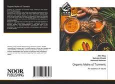Organic Myths of Turmeric kitap kapağı