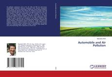 Bookcover of Automobile and Air Pollution