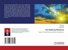 Bookcover of Tea Making Machine
