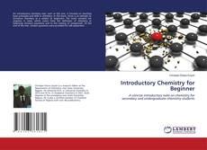 Capa do livro de Introductory Chemistry for Beginner