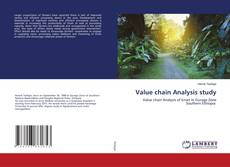 Bookcover of Value chain Analysis study