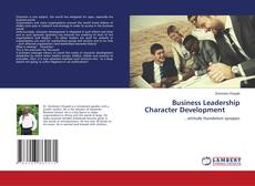 Buchcover von Business Leadership Character Development