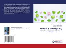 Bookcover of Psidium guajava (guava)